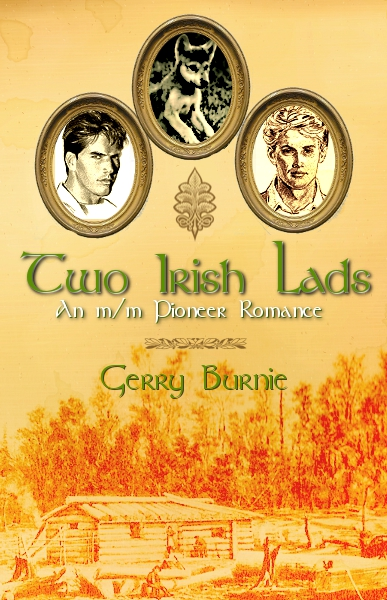 TWO IRISH LADS Gerry Burnie