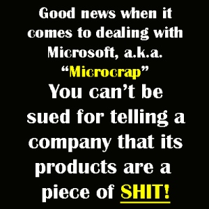Microcrap