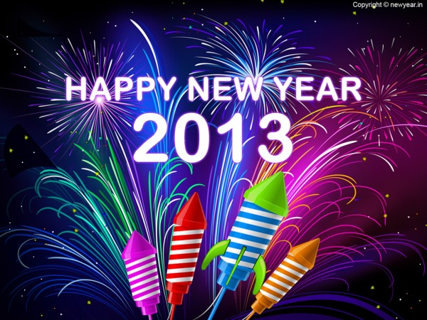 nob - happy new year
