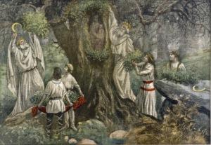 greenwode - druids