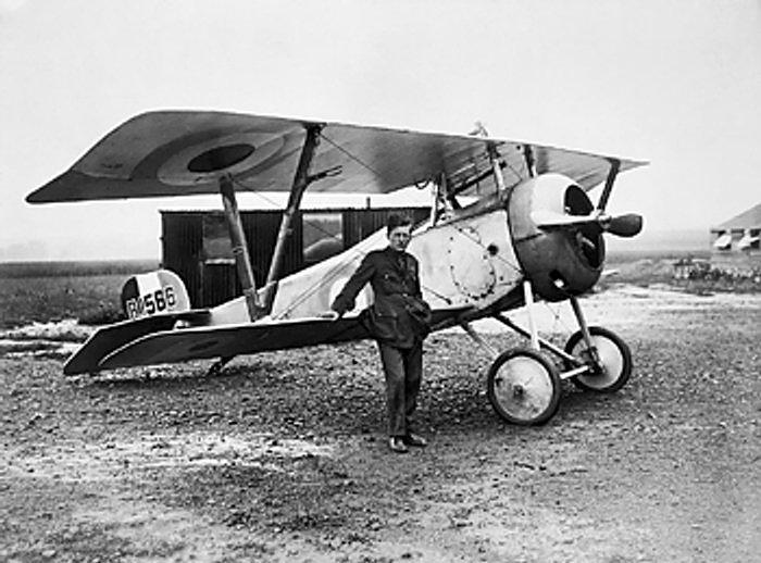 Billy Bishop: Top Canadian Flying Ace, by Dan McCaffery (4/6)