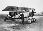 billy bishop - plane