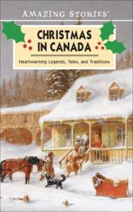 christmas in canada - cover
