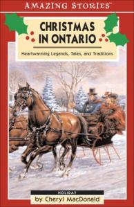 christmas in Ontario - cover