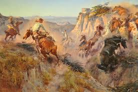 """Wild Horse Hunters"""