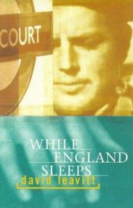 while england sleeps - cover