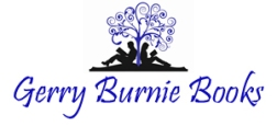 logo - gerry burnie books - couple - croppeed