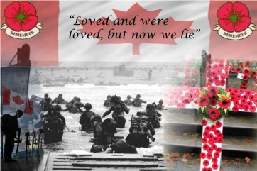 We shall remember. From Gerry B Books