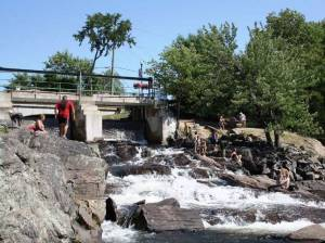 Save Bala Falls! Click on the cover to sign the petition.