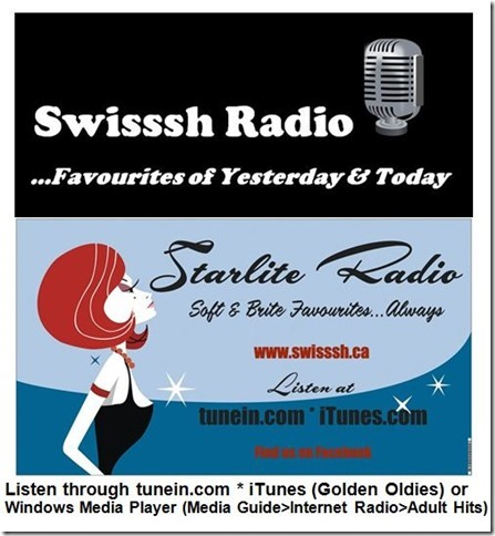 swisssh radio - easy listening log